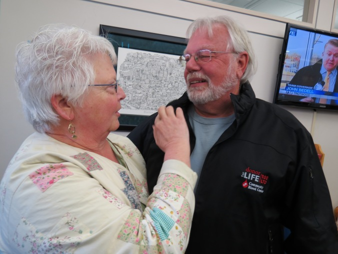 Arlene and Bob Diercks
