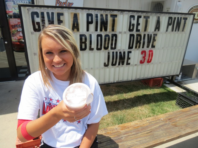 Olivia Sester - Give Pint, Get Pint
