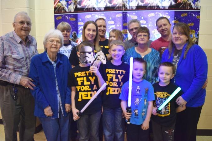 Newton Family 2017