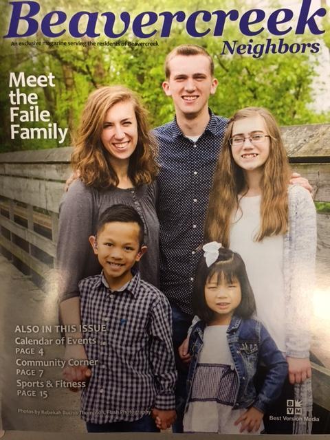 faile family article1