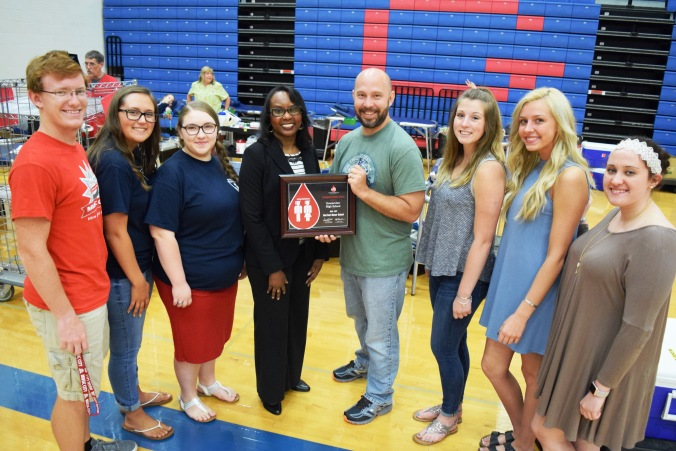 Greenview 2017 Red Cord Honor School