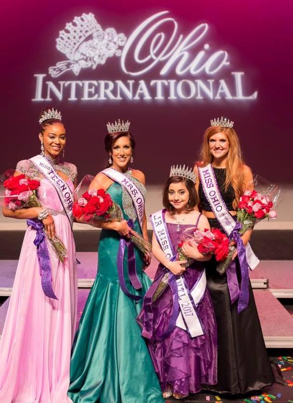 Miss Ohio winners