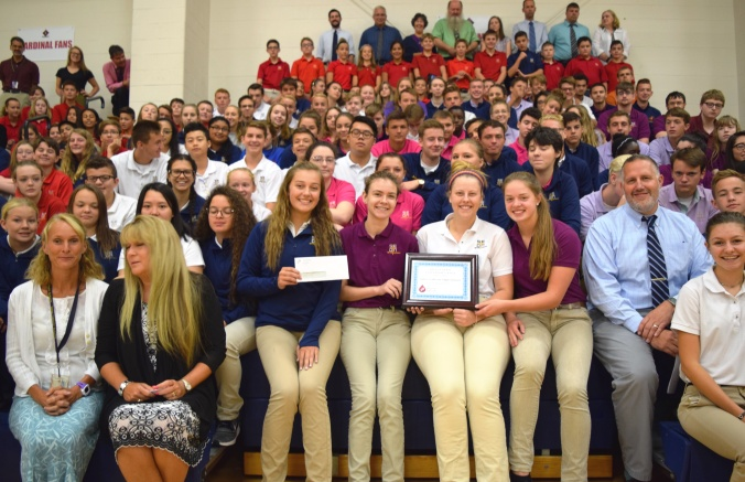 Seton Catholic Grant Award