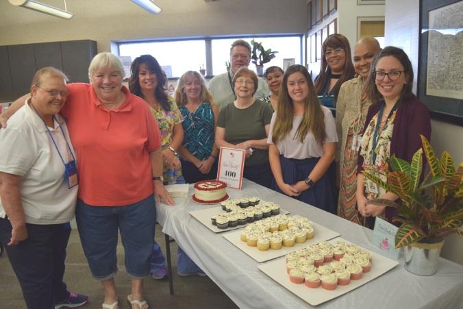 Ann Wolf celebration