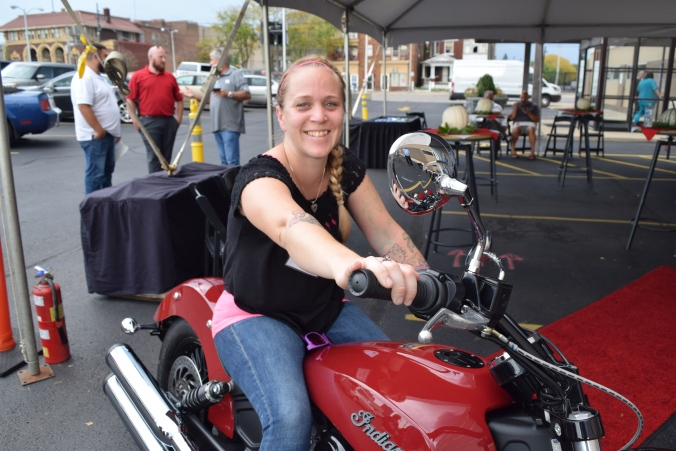 Urbana donor Judie Dillon