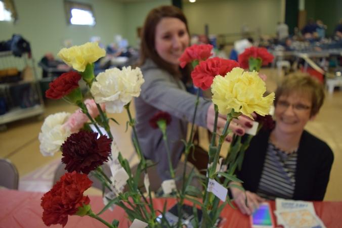 St. Valentine flowers - Kirstie Hunt