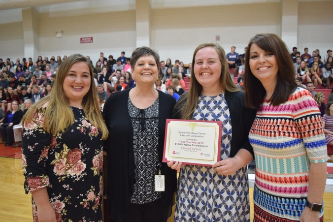 Lead The Way Scholarship - Kacie Tackett