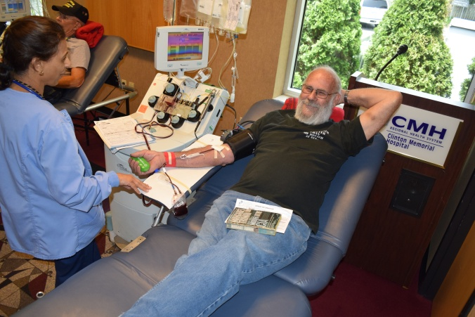CMH donor Jim Runk