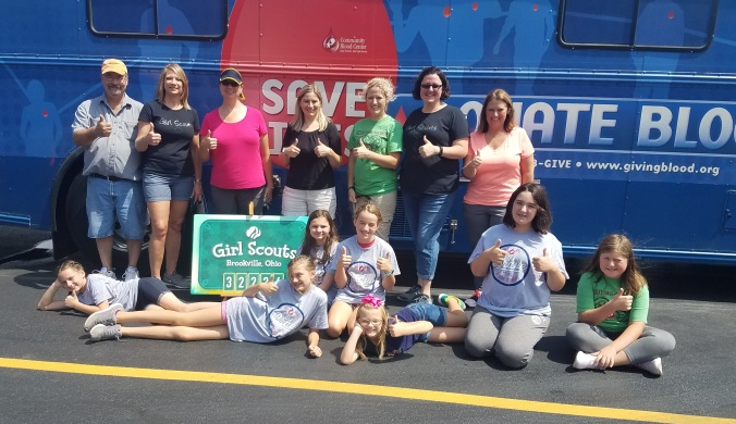 AMVETS - Girl Scouts