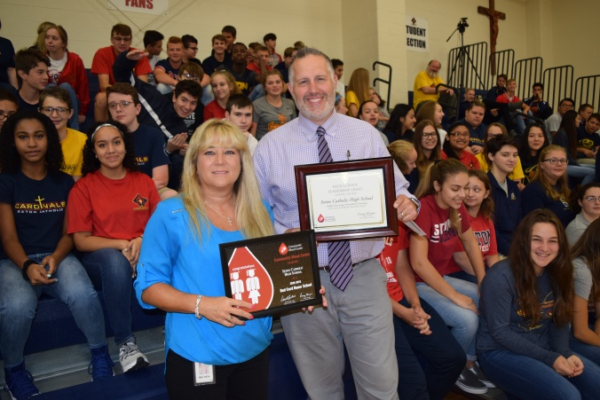 Seton Catholic CBC Grant Award