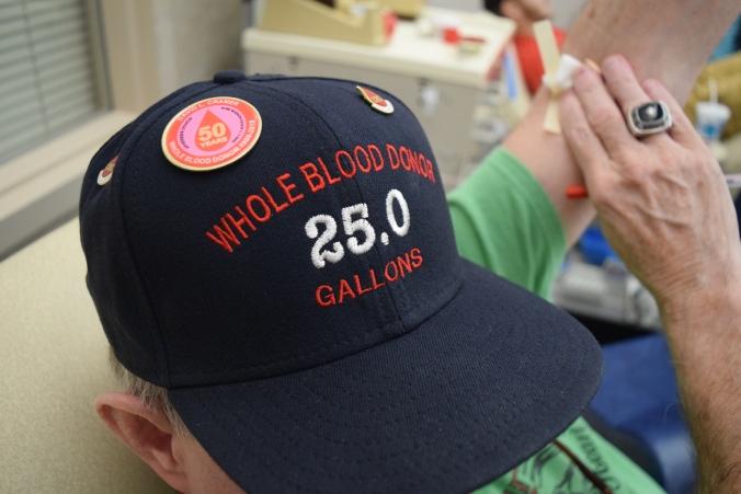 David L. Cramer 50 Year Donor Pin