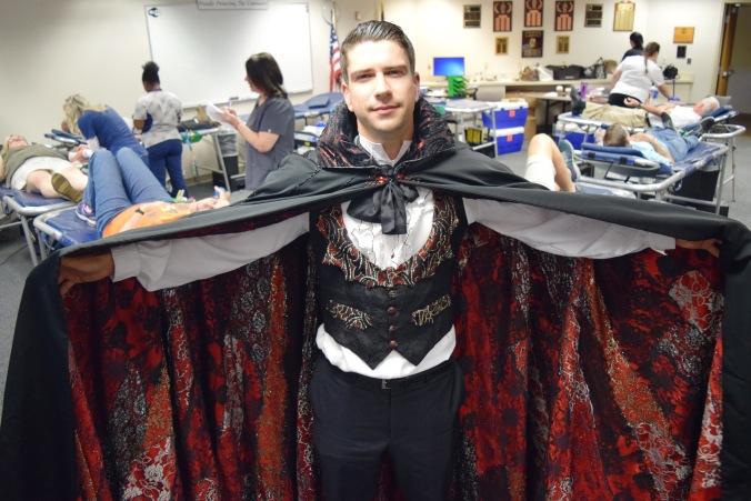 Dracula blood drive
