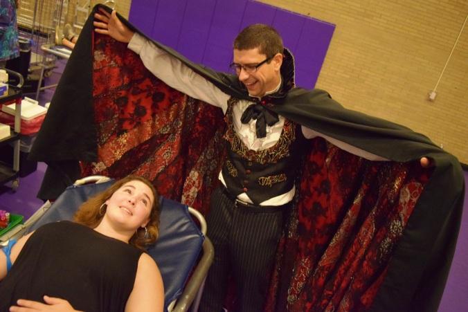 Dracula scares Abby Hern.JPG