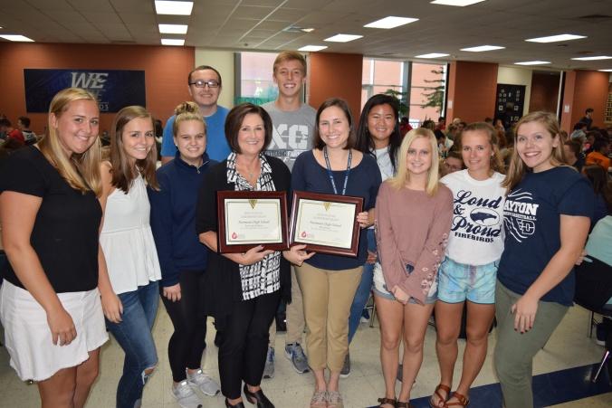 Fairmont High Leadership Awards