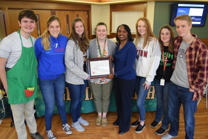 Catholic Central High School Leadership Grant