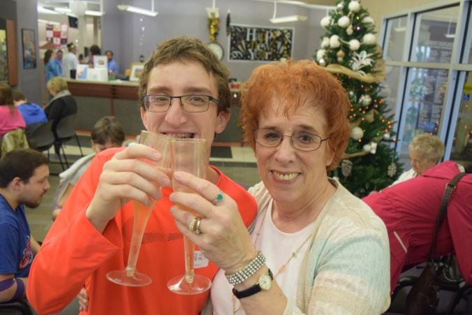 Theo - Judy LaMusga toast