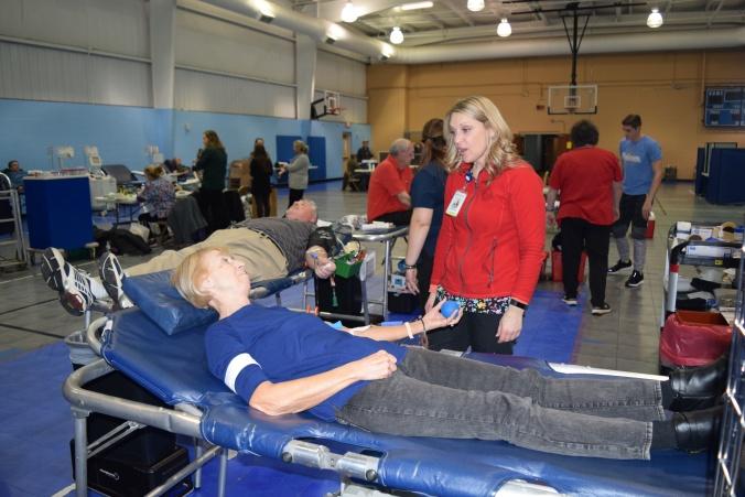 bonnie davis donating